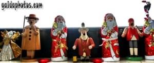 Weihnachtsbilder  kostenlos, Nikolaus, Nussknacker, Schokolade