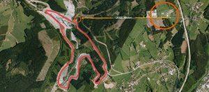 F1 Hotel-Camp für GP von Belgien: