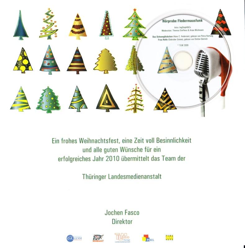 Premium Weihnachtskarten Mit CD