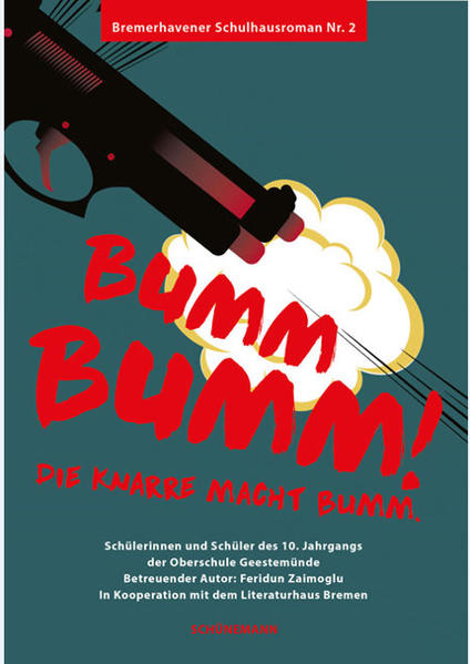 Bumm Bumm! Die Knarre macht Bumm.   Weihnachtsmarkt Bonn