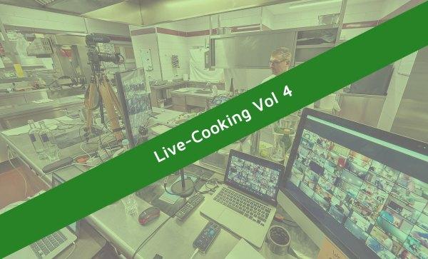 Teaser Live-Cooking Event März 2021