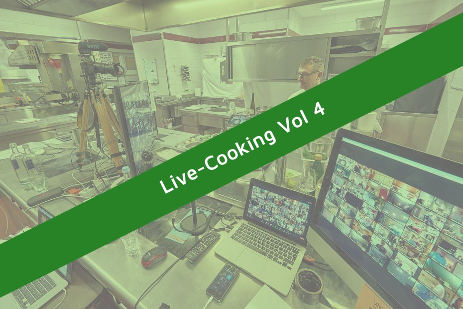 Teaser Live-Cooking Event März 2021