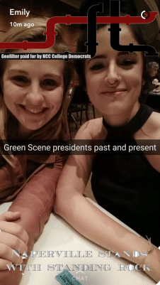 So proud of the work Emily and Green Scene do!