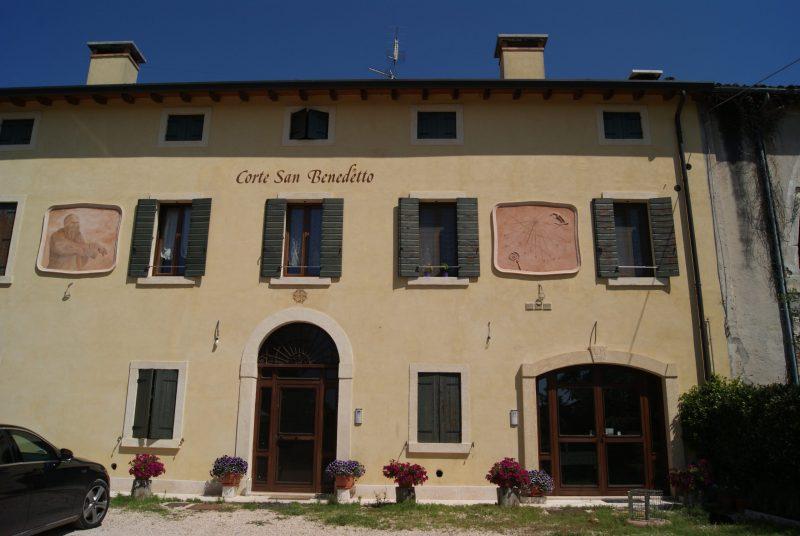 Stammhaus von Corte San Benedetto