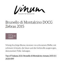 Brunello di Montalcino – Villa i Cipressi