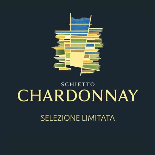 Etikett von Schietto Chardonnay