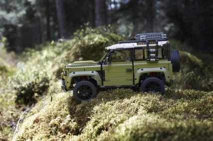 Land Rover Defender Lego (4)
