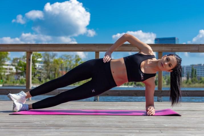 Poza 2 - Gym activewear