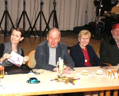 Weinviertler Ideenpool am Seniorenfasching in Pulkau