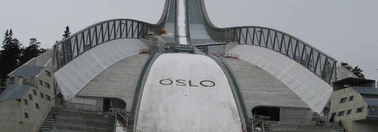 Skisprungschanze Oslo