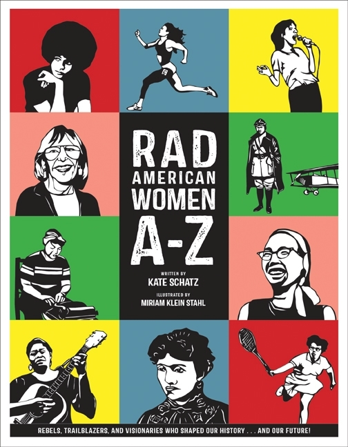 The Rad American Women Behind Rad American Women An Interview With
