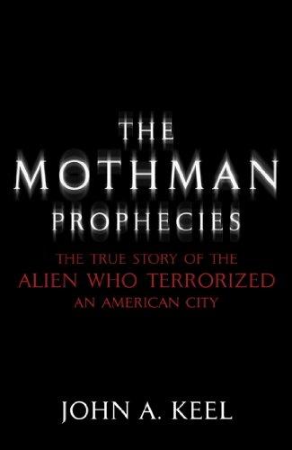 Original Mothman Prophecies book