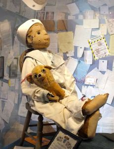 Robert the doll - a haunted object?