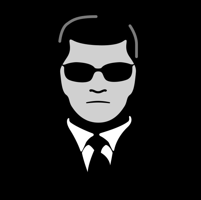 What are the Men in Black?