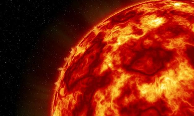 Alien 'Mothership' Seen Circling Around the Sun