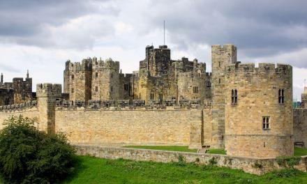 Haunted Castles of Northumberland