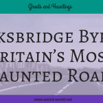 Stocksbridge Bypass – Britain's Most Haunted Road?