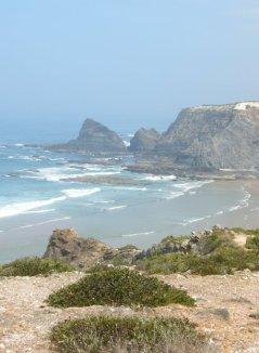 Portugal beach, Alantejo Coast