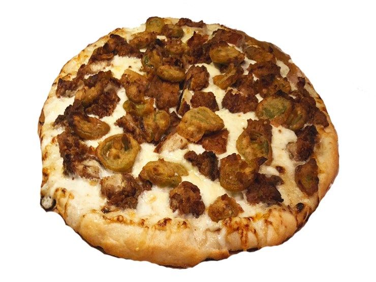 Chicken Jalapeno Ranch Pizza