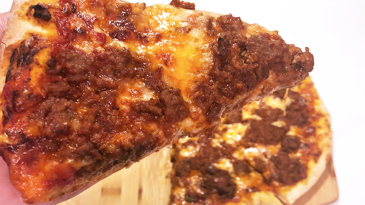 Manwich Sloppy Joe Pizza Recipe