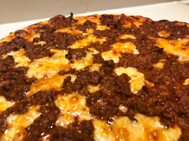 manwich sloppy joe pizza