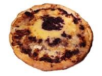 Brie Cranberry Pizza