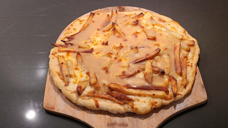 Poutine Pizza Recipe