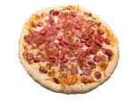 Franks and beans pizza recipe