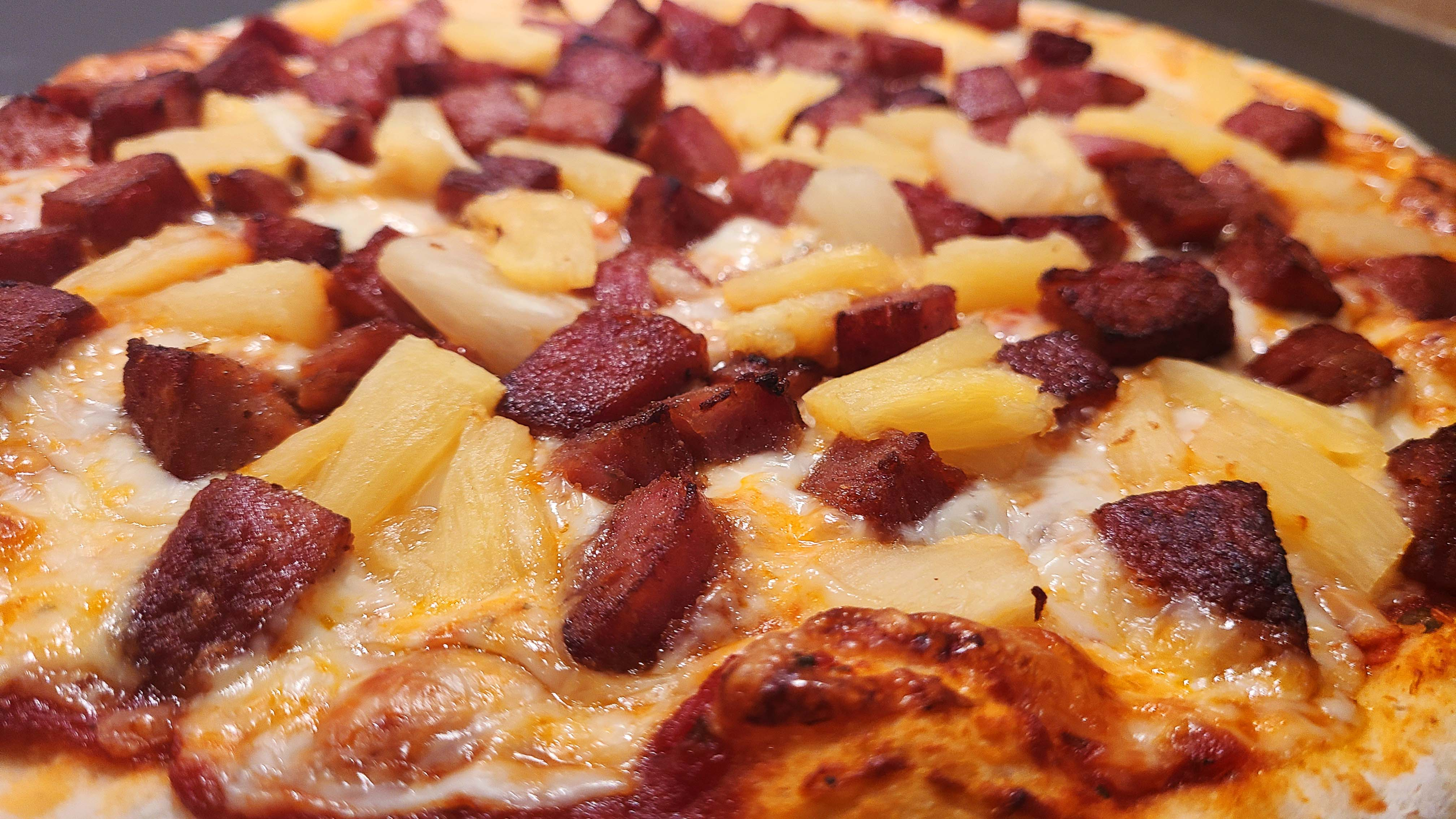 Spam and Pineapple Pizza Recipe