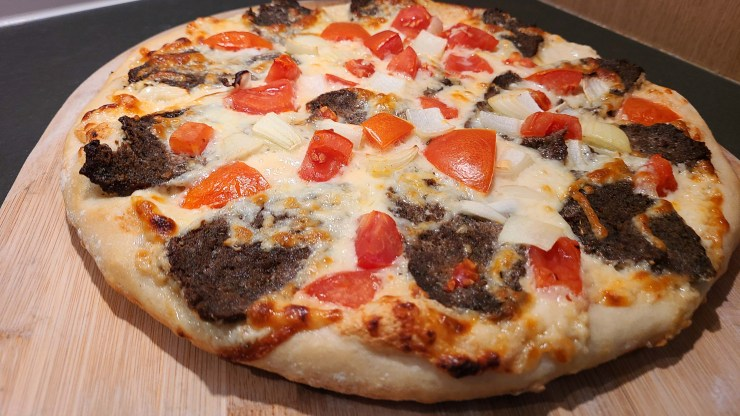 Beef Donair Pizza Recipe
