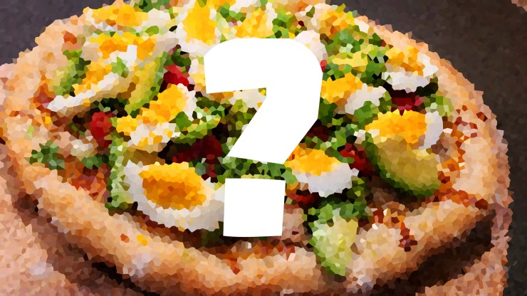 Mystery Pizza #61