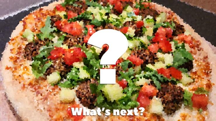 Mystery Pizza #69