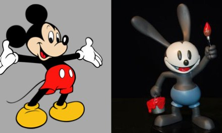 Mickey Mouse origins: Oswald The Lucky Rabbit