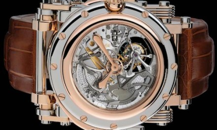 1.2 Million Dollar Watch… Just In Time For Xmas!