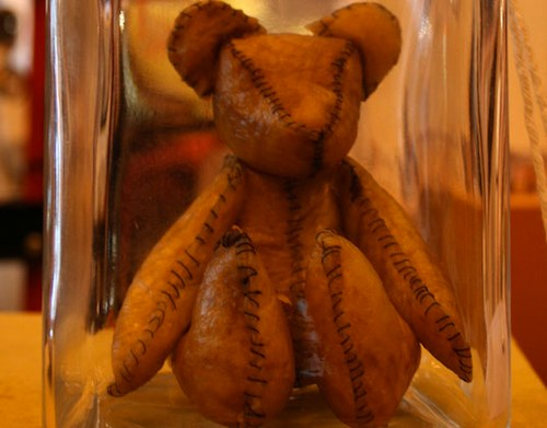 Placenta Teddy, your baby's new best friend