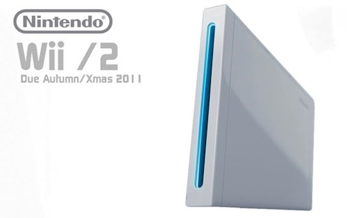 Nintendo's Next Console is on it's Way. Wii! [Update! Controller has landed!]