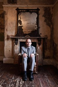 The Trial - Young Vic, Rory Kinnear press poster