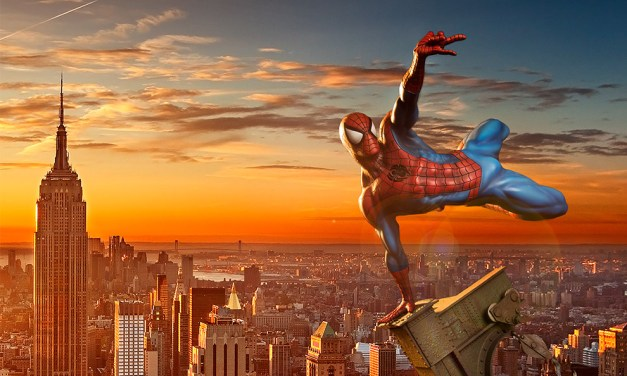 Sideshow Spider-Man Premium Format Figure Giveaway!