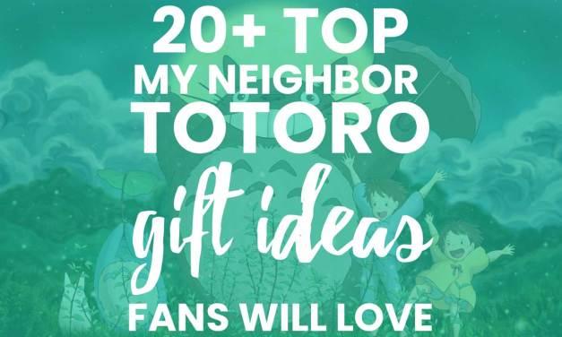 20+ Top My Neighbor Totoro Gift Ideas Fans Will Love