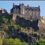 Edinburgh castle Hogwarts inspiration