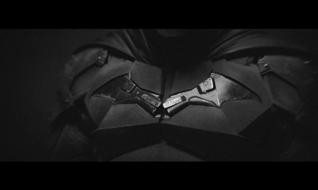 Batman suit 2021 test footage