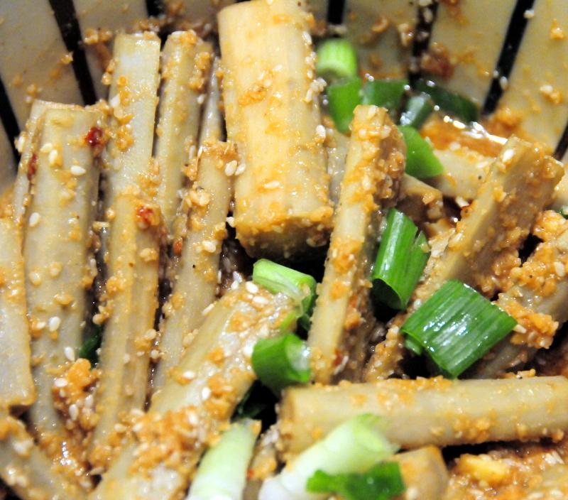Fresh Wasabi Root San Francisco