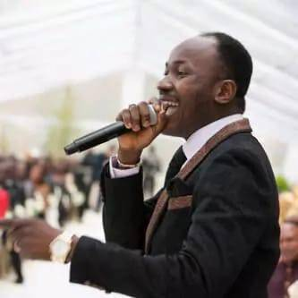 Maybe IGP Ordered Probe Of My Ghost – Apostle Suleman Reacts To Sexual Allegation