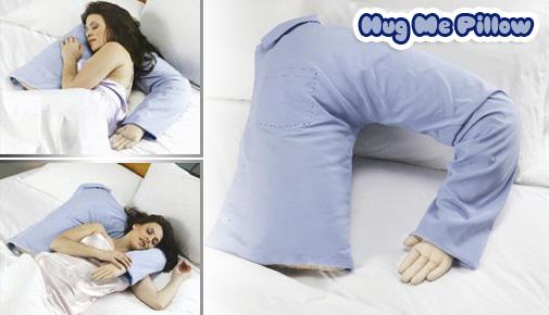 hug me pillow weirdest inventions