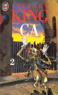 It - Ca - Stephen King - French edition 2 - 1989