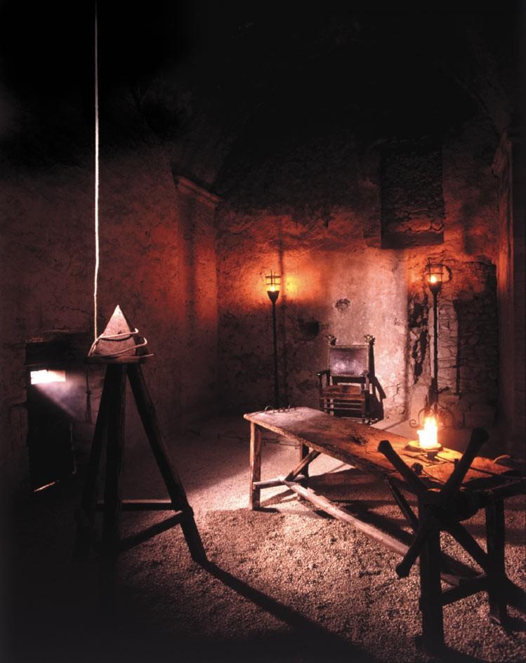 Inquisition-room