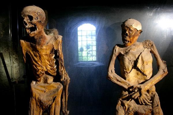 mummies of Ferentillo