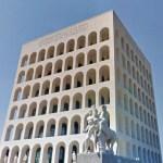 Architecture Under Fascism: E.U.R.