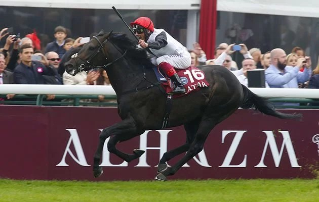 Two Of Frankie Dettori's Finest Moments