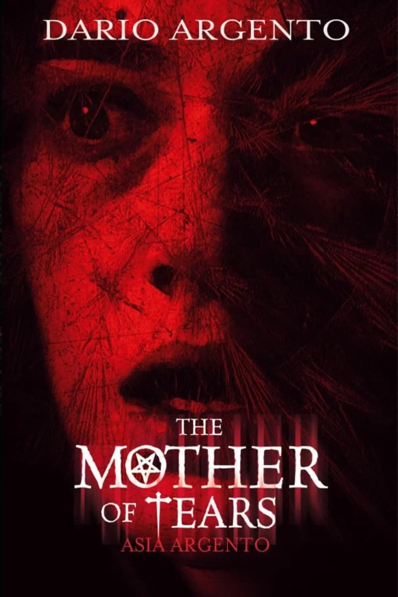 """Poster for the movie """"The Mother of Tears"""""""